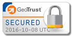 This site chose GeoTrust SSL for secure e-commerce and confidential communications.