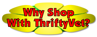 Why Shop With ThriftyVet